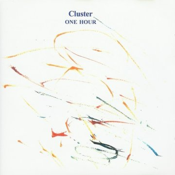 Cluster - One Hour - Album Cover