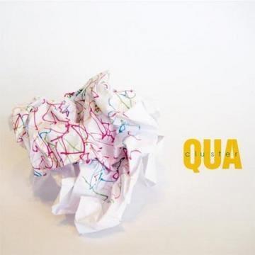 Cluster - Qua - Album Cover