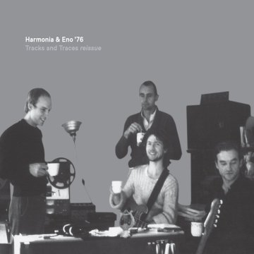 Harmonia Tracks & Traces - Album Cover